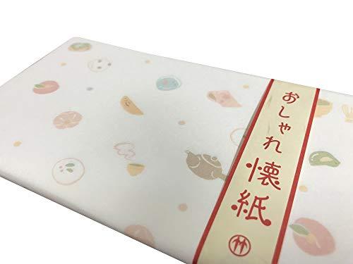 くろちく『おしゃれ懐紙和菓子』