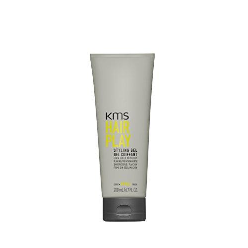 KMS Hairplay Styling Gel, 6.7 Oz