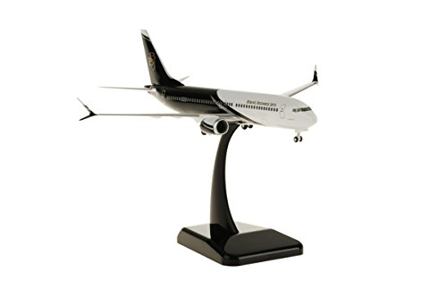 Boeing 737 Jet Max 8 Business New Livery Scale 1/200