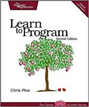 Learn to Program 2nd (second) edition Text Only