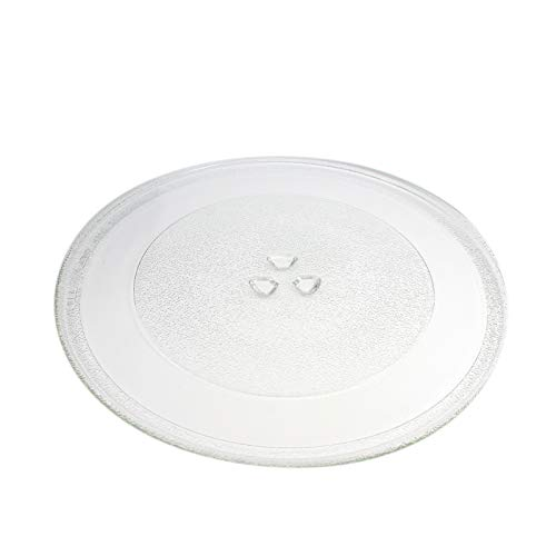 WP8172138 Microwave Glass Turntable Plate Replacement for KitchenAid...