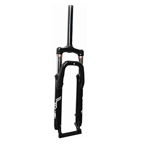 YANG WU Bicycle Shock Absorber, Mountain Bike 26-inch Front Fork Variable Speed Damping Brake, Mountain Bicycle Shoulder Control Accessories
