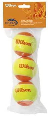 Wilson US Open Starter Balls Pack of 3