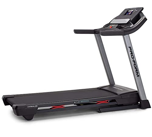 """ProForm Carbon T7 Smart Treadmill with 7"""" HD Touchscreen, 30-Day iFIT Family Membership Included"""