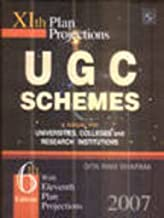 11th Plan Projections UGC Schemes
