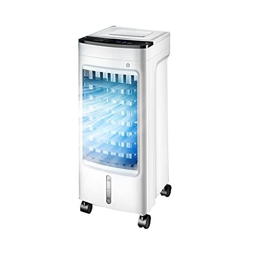 GYF Ventilador De Aire Acondicionado,Climatizador Evaporativos,Aire Acondicionado para Hogar Y Oficina Función Temporizador,Mando A Distancia (Size : No1)