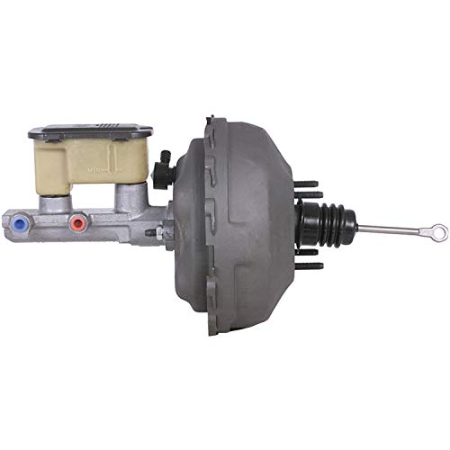 A1 Cardone 50-1098 Remanufactured Vacuum Power Brake Booster with Master Cylinder