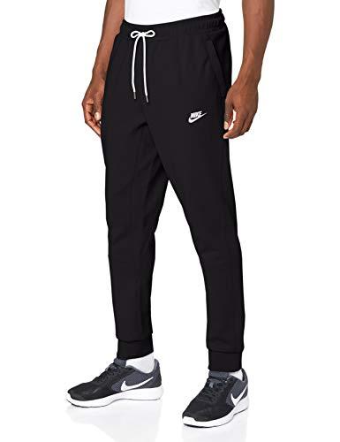 Nike Herren M NSW MODERN JGGR FLC Sport Trousers, Black/Ice Silver/White/(White), M