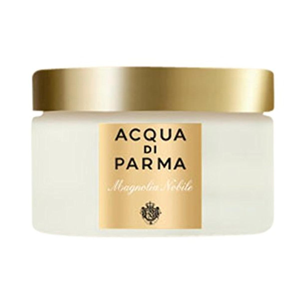 手数料インカ帝国放置ボディクリーム150ミリリットルノビルアクア?ディ?パルマモクレン (Acqua di Parma) (x2) - Acqua di Parma Magnolia Nobile Body Cream 150ml (Pack of 2) [並行輸入品]