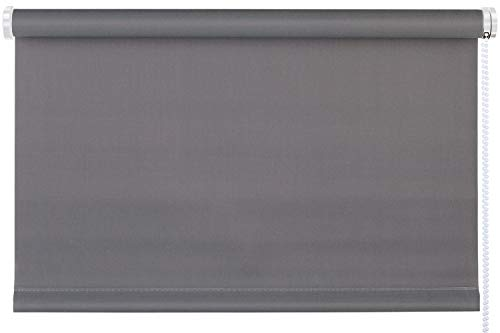 Rollo - Grau - 100 x 150 cm