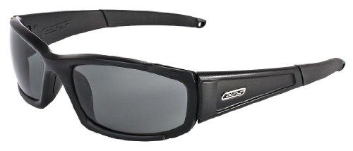 ESS CDI Ballistic Sunglasses Black 740-0296