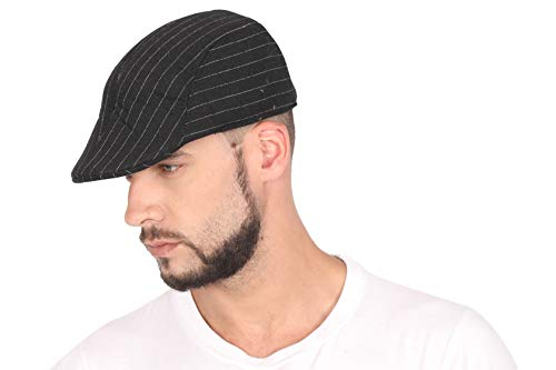 FabSeasons Striped Polyester Golf Cap