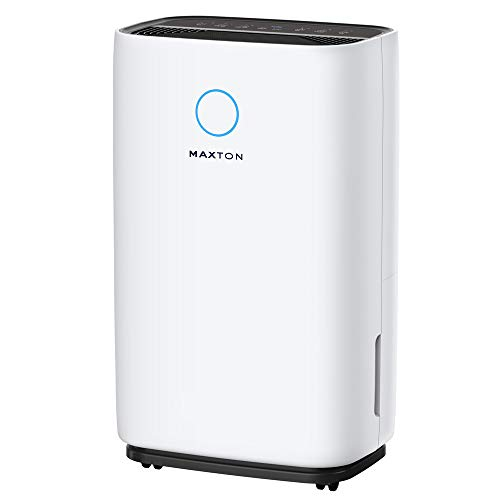 Maxton MX-20L Home Dehumidifier for Rooms and Basements. Removes up to 42 pints / 24 h. 220v