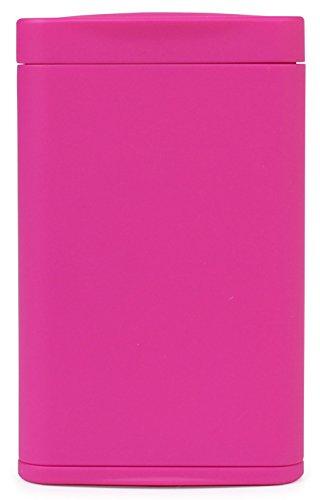 WINDMILL(ウインドミル) 携帯灰皿 ハニカムスリム スライド式 4本収納 ピンク 599-1002
