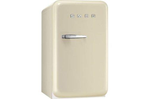 Smeg fab5rp autonome 40L E Creme Kühlschrank–Kühlschränke (40L, sn-t, 29dB, E, creme)