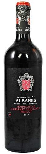 Marques de Albanes Cuvée 2017 Castillo Aresan, trockener spanischer Rotwein aus Kastillien
