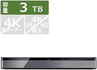 東芝 3TB HDD/3チューナー搭載 ブルーレイレコーダー(+7チャンネルまるごと録画可能)タイムシフトマシンTOSHIBA REGZAレグザブルーレイ DBR-M3009
