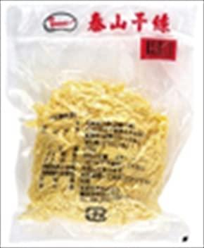 とうふ麺(豆腐干糸) 500g 麺のみ 冷凍品