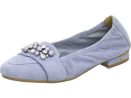 SPM Shoes & Boots Damen Ballerinas NV 23538820-01-01001-04087 blau 442454