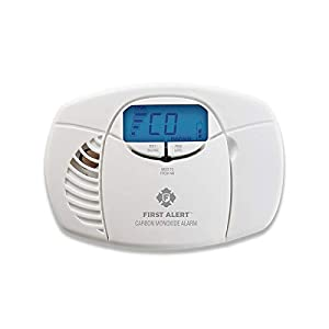 First Alert Carbon Monoxide Detector for Home