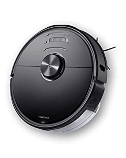 Roborock S6 MaxV Robot Vacuum Cleaner with ReactiveAI and Intelligent Mopping, No-mop Zones, Lidar Navigation, 2500Pa Strong Suction, Multi-level Mapping, Robotic Vacuum and Mop (B084Z5JD5Q)   Amazon price tracker / tracking, Amazon price history charts, Amazon price watches, Amazon price drop alerts