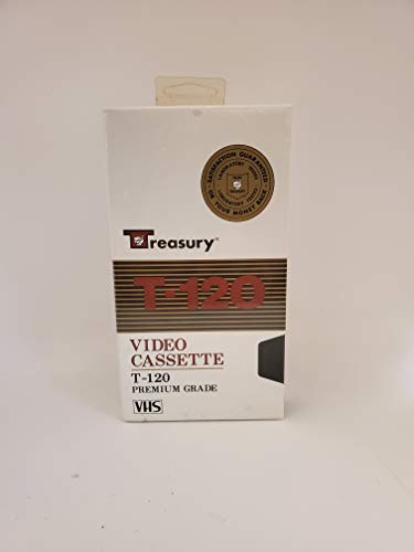 Why Choose Treasury T-120 Video Cassette
