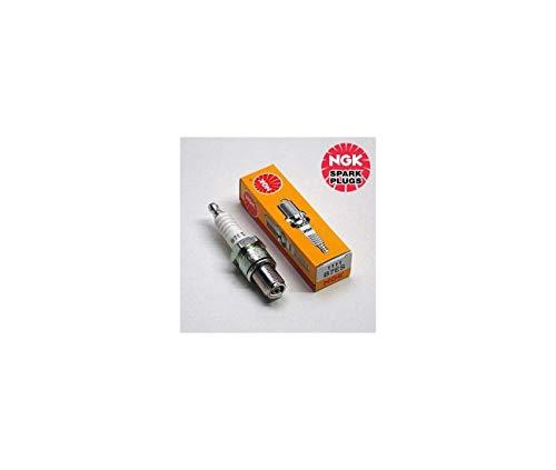 Compatible con / Reemplazo compatible 125-175 TY-200 RD / 250-380-550-750 GT/KLX 250 - Bujía NGK B7ES