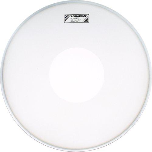 5. Aquarian Drumheads TCFXPD14 Coated Focus-X