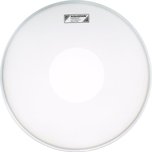 5. Aquarian Drumheads TCFXPD14 Coated Focus-X
