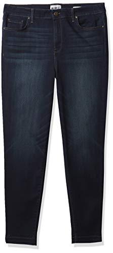 William Rast Women's Sculpted High Rise Skinny Jean, Indigo Serenity, 28