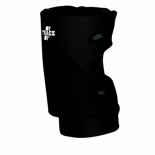ADAMS USA Trace Pair of Volleyball Knee Pad, Donna Uomo, Black