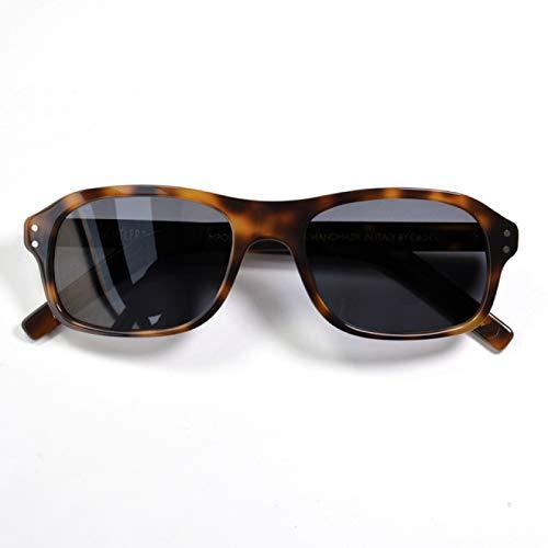 SENFEISM Gafas De Sol De Moda Marco Polarizadas Amarillo Gafas De Servicio Círculo Dorado Gafas De Sol Hombres   Gafas De Sol De Los Hombres  