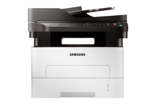 Samsung Xpress M2885FW Wireless Monochrome Laser Printer with Scan/Copy/Fax, Simple NFC + WiFi Connectivity, Duplex Printing and Built-in Ethernet, Amazon Dash Replenishment Enabled (SS359D)
