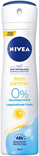 Nivea Deo Fresh Summer Spray, 150 ml