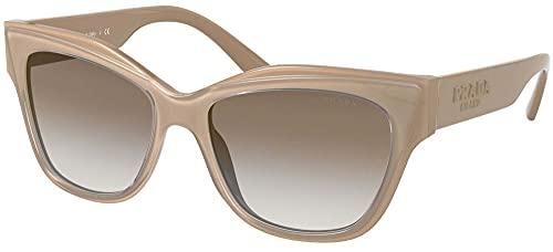 Gafas de Sol Prada PRADA PR 23XS Beige/Brown Grey Shaded 53/16/140 mujer