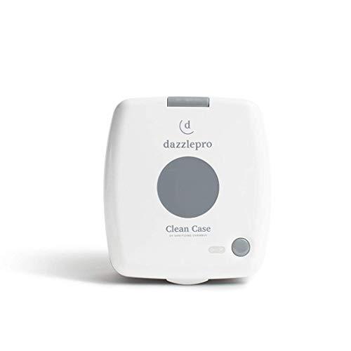 Dazzlepro Clean Case Uv Dental Sanitizer, Portable Retainer...