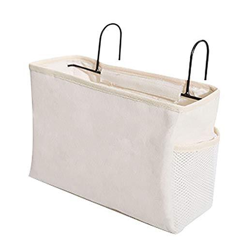 akinly bolsa de pl/ástico bolsa de basura soporte impermeable montaje en pared dispensador de bolsa de la compra bolsa de basura organizador para oficina en casa cocina juego de 2 color2