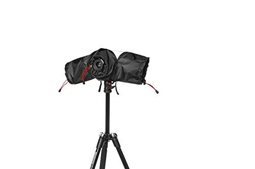 Manfrotto MB PL-E-690 Serie Pro-Light Copertura Antipioggia per Fotocamera, Nero/Antracite