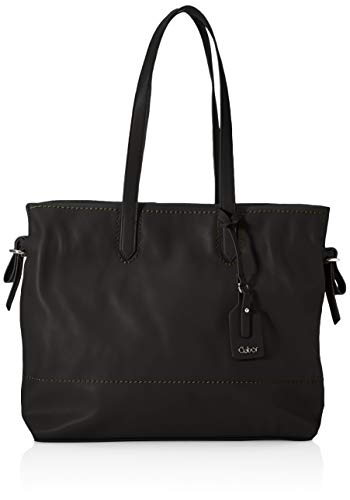 Gabor Damen Felica Shopper, Black, L