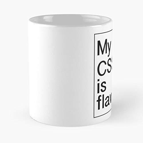 My Css Is Flawless Classic Mug