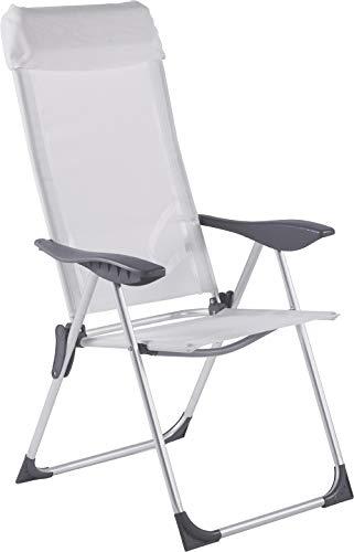 Cadeira Alta 5 Pos Textiline Aluminio Bel Fix, Cores Sortidas, 1 unidade