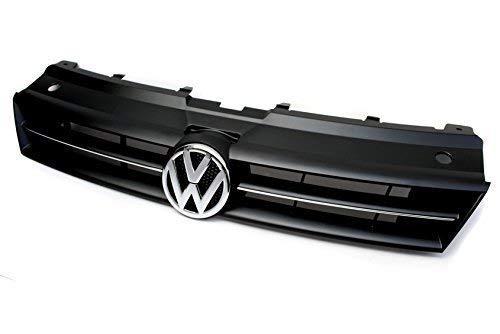 original Volkswagen piezas VW VW POLO Cromo Parrilla Highline ORIGINAL TUNING