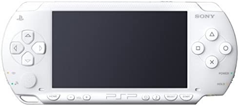 Sony PSP Playstation Portable Core System with 2 Batteries - White (Renewed)