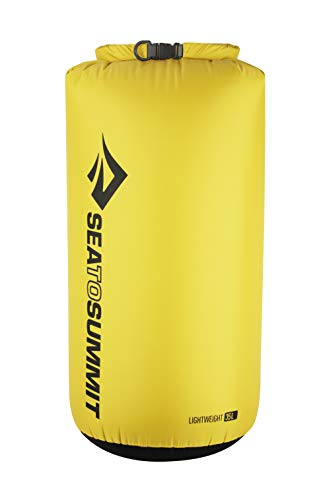Sea to Summit Lightweight Dry Sack,Yellow,Small-4-Liter