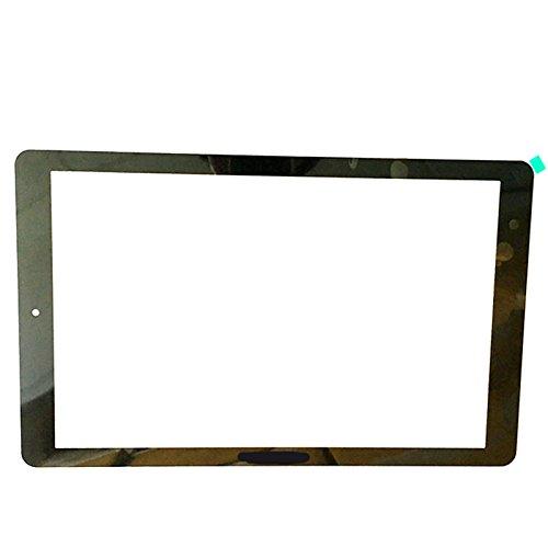 EUTOPING Schwarz Neue 10.1 Zentimeter für KIANO SlimTab 10 3G Touch Screen digitizer Ersatz für tablette