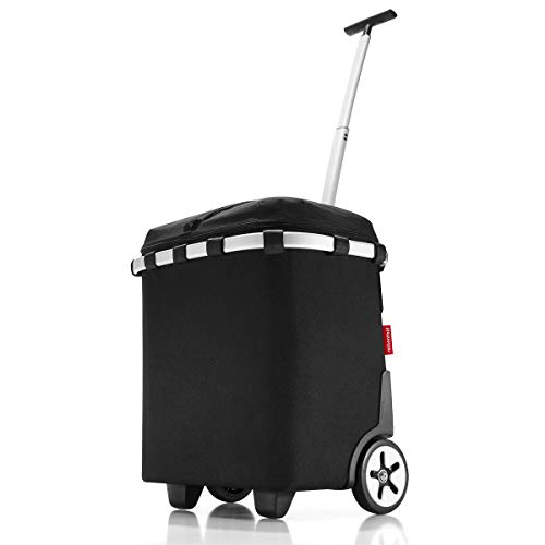 reisenthel carrycruiser Trolley Einkaufskorb Thermo Kühltasche Schwarz 40 Liter