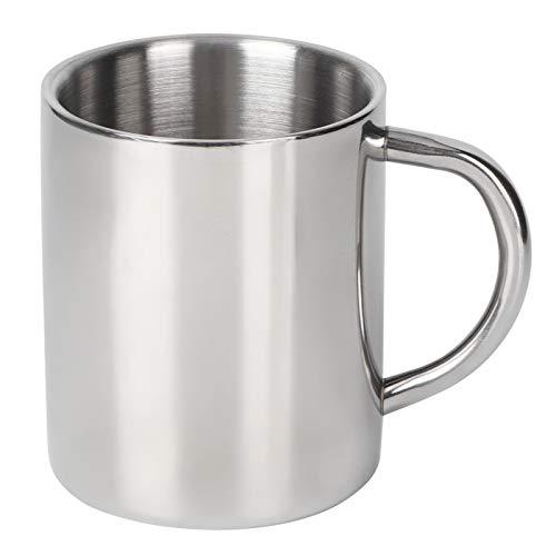 Prácticas tazas de café, taza de café con asa, para niños y adultos, viajes, uso doméstico, picnic, camping, fiesta