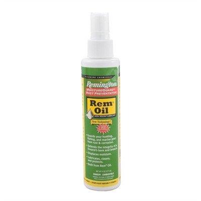 Awm-Remington Rem Oil Moistguard 6Oz Pump - Cleaning Supplies-Gun Care - Lube-Cleaning-Protector & Kits