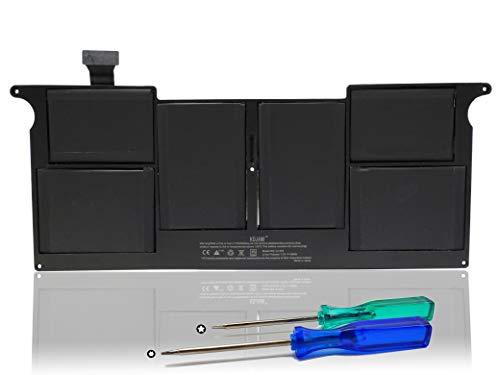"""KDJAMI Batería de Repuesto A1375 para MACBOOK Air 11"""" Unibody A1370 (2010 Version) MC505 MC506 MC505LL/A MC506LL/A MC507LL/A - 7.3V 35Wh [Clase de eficiencia energética A+++]"""