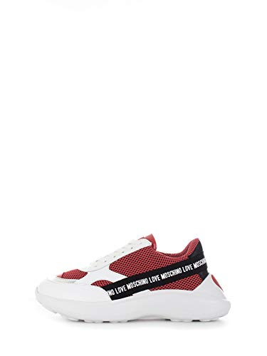 Love Moschino Chunky Sole Sneakers in White - white - EU 35